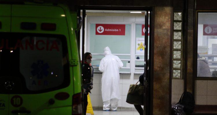 } Urgencia del Hospital San Jose