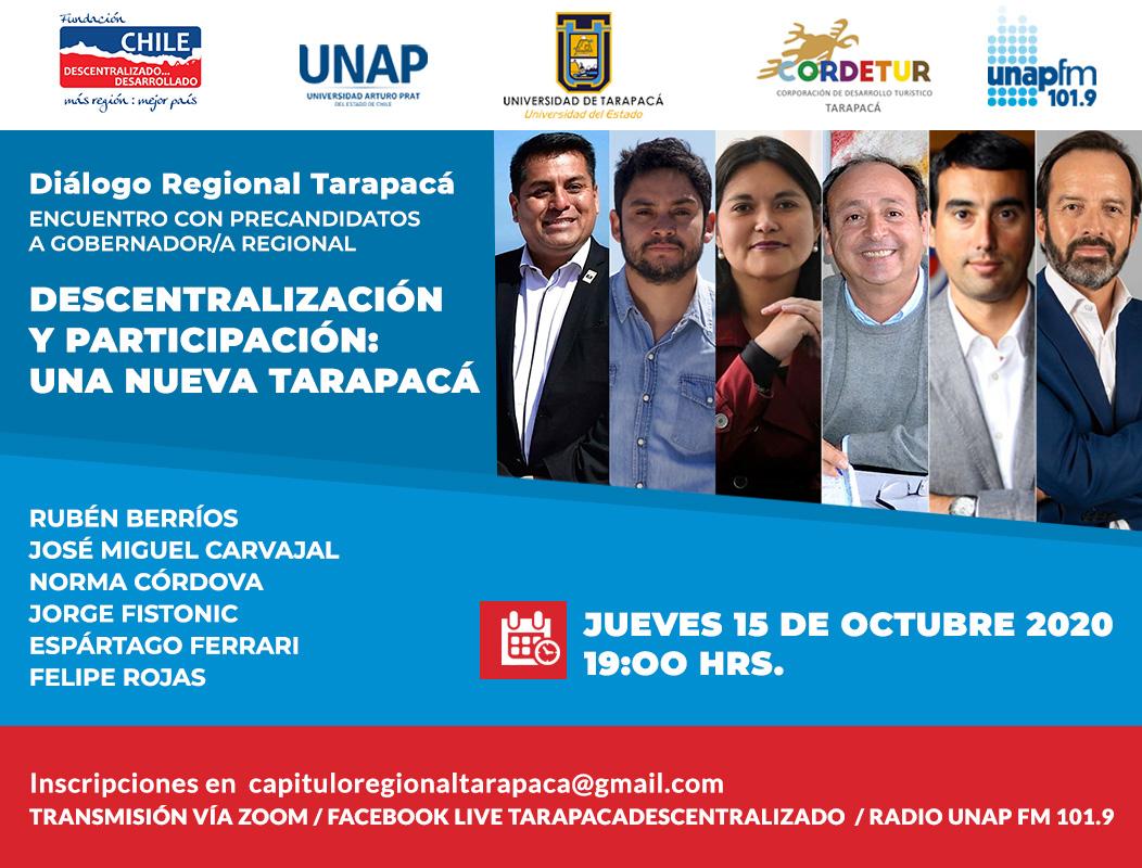 Afiche-Diálogo-Precandidatos-Gobernador-Regional