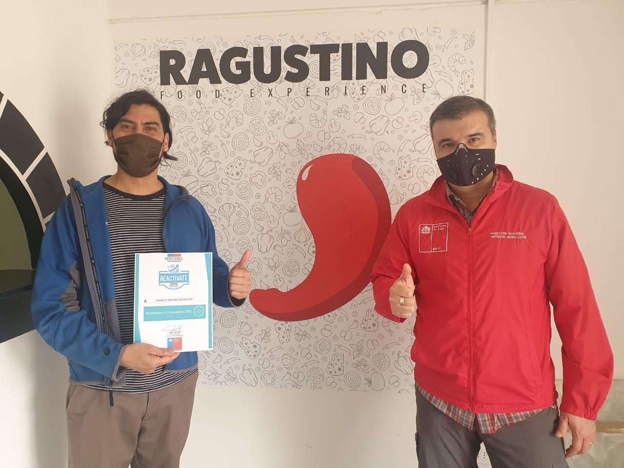 Ganador-Reactívate-Con-Sercotec-restaurant-Ragustino